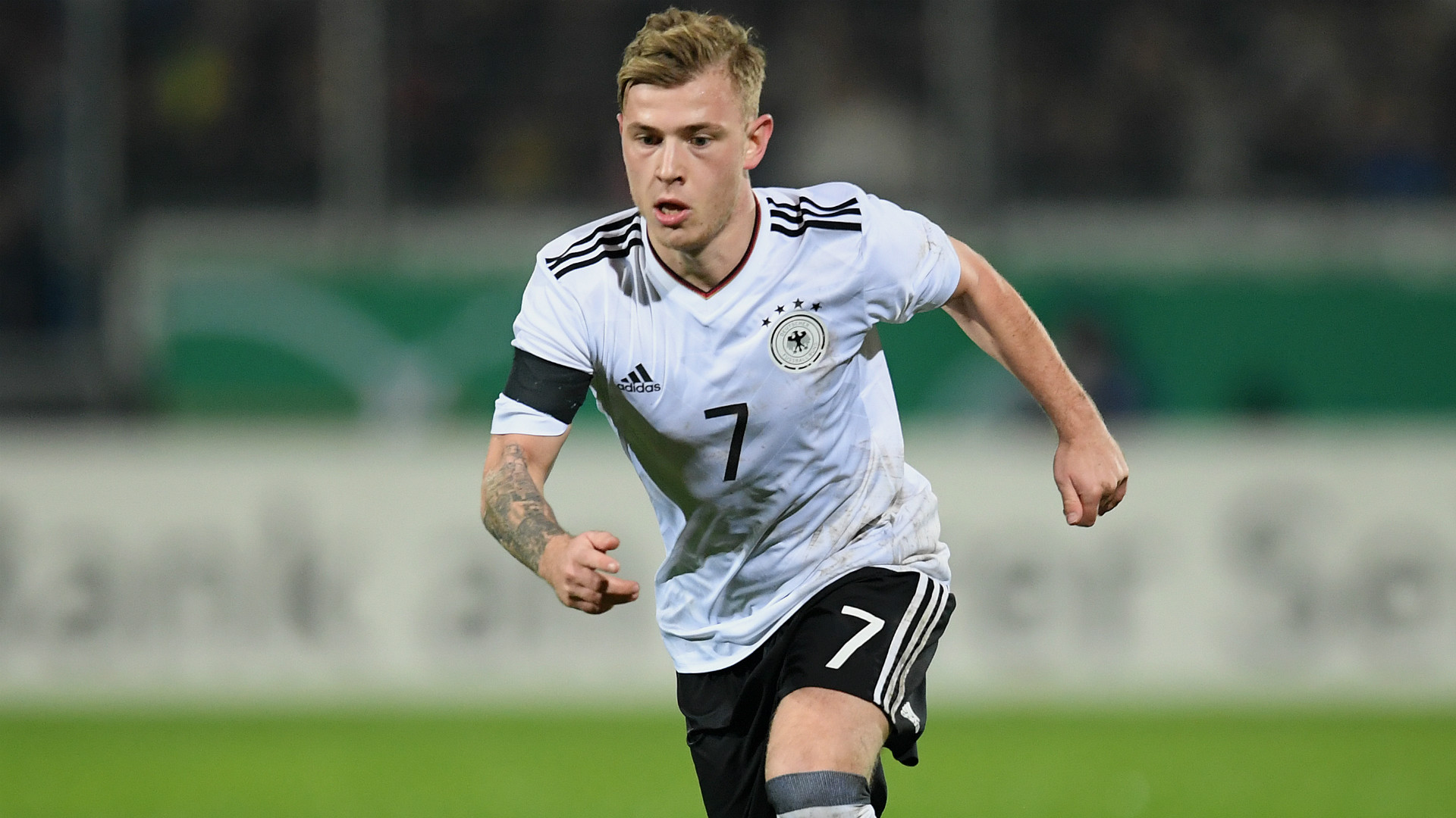 Max Meyer Germany Under-21