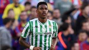 Junior Firpo Real Betis 2018-19