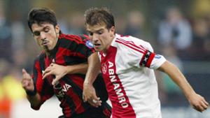 Rafael van der Vaart Ajax 2003