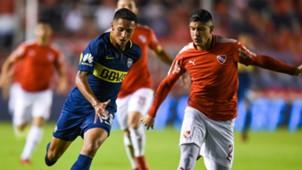 Agustin Almendra Independiente Boca Fecha 23