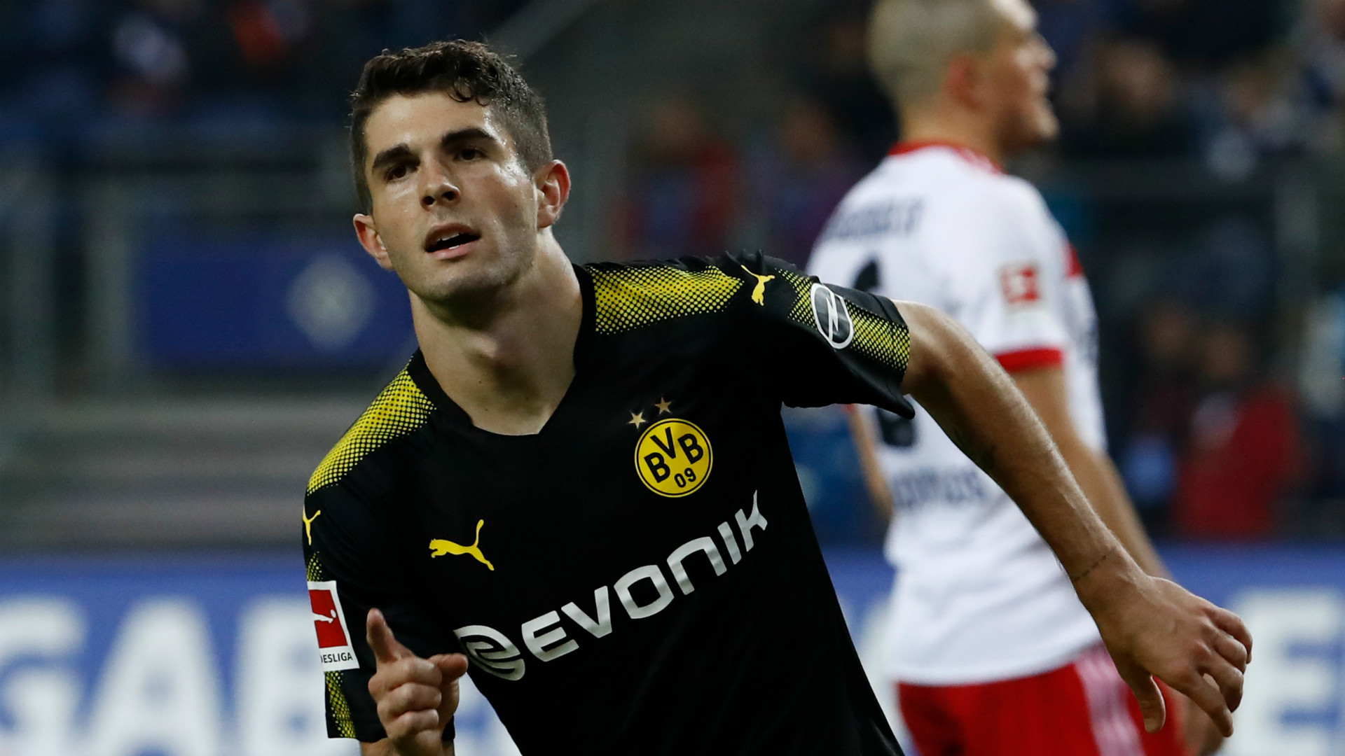 Americans Abroad: Christian Pulisic powers Dortmund past Bobby Wood's Hamburg