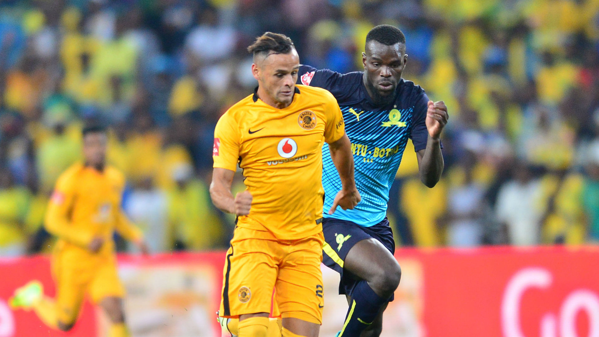 Kaizer Chiefs: Kaizer Chiefs V Sundowns: Where And How Can I Watch The