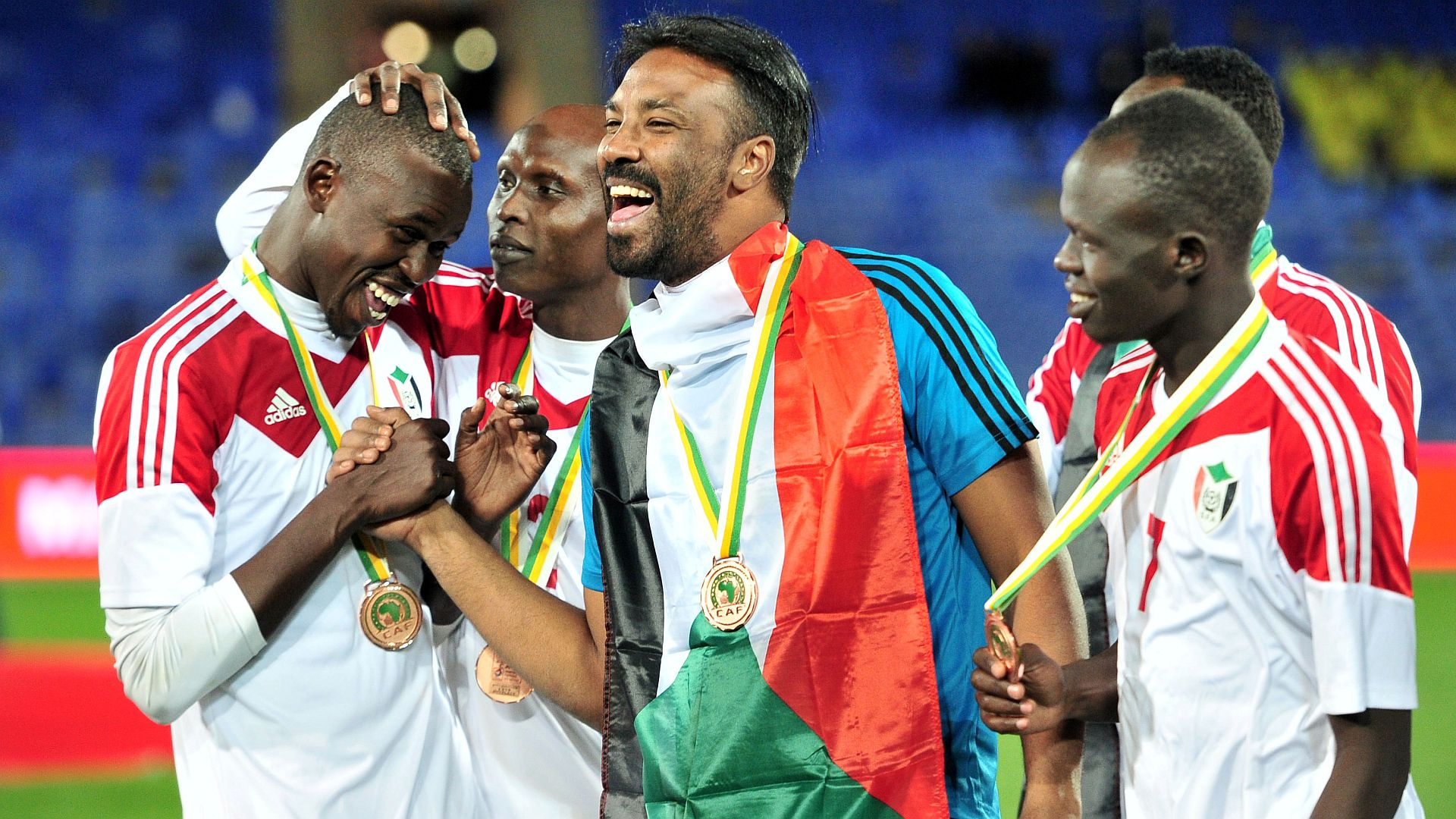 Sudan dispatch Libya on penalties to take CHAN bronze