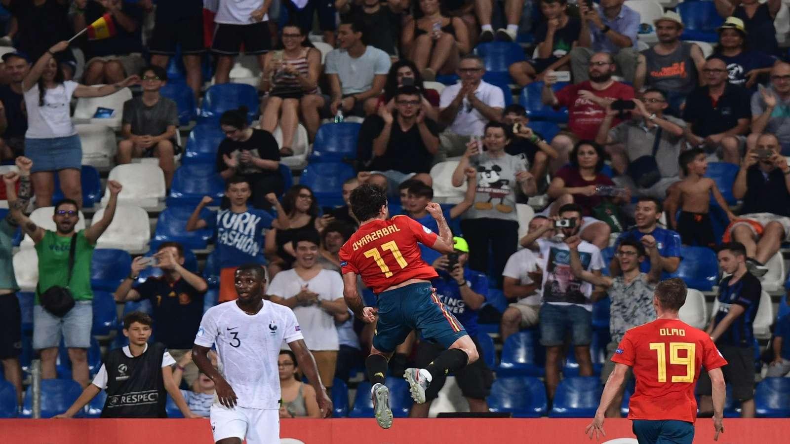 Euro Espoirs : Espagne 4-1 France - La marche était trop haute pour les Bleuets