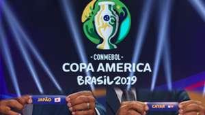 Copa America 2019 Japan Katar