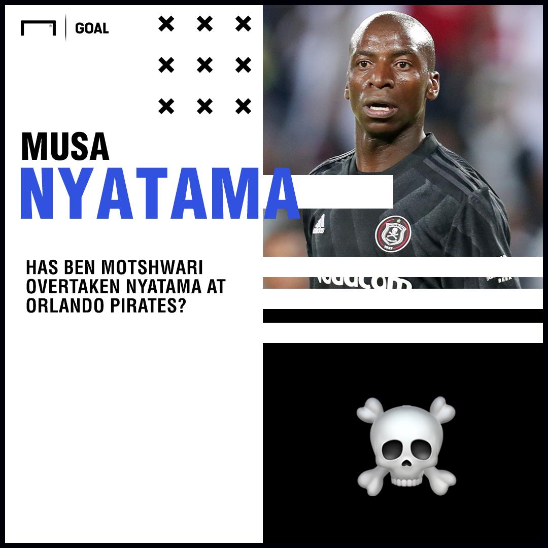 Musa Nyatama PS