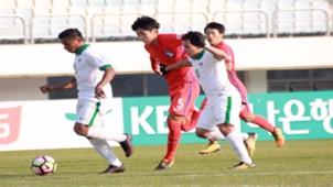 Indonesia U-19 - Korea Selatan U-19