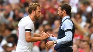 Harry Kane Gareth Southgate England Nigeria