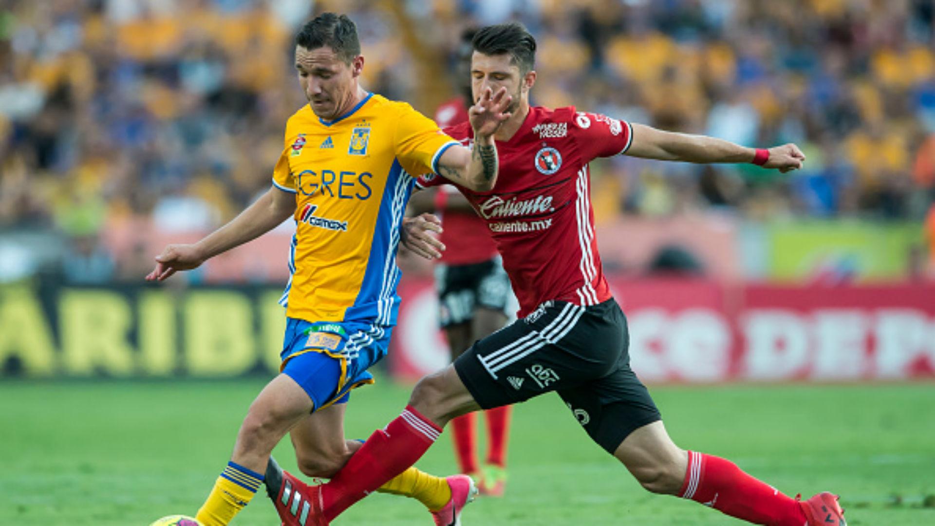 Liga MX Mexico Clausura Jesus Dueñas Tigres UANL