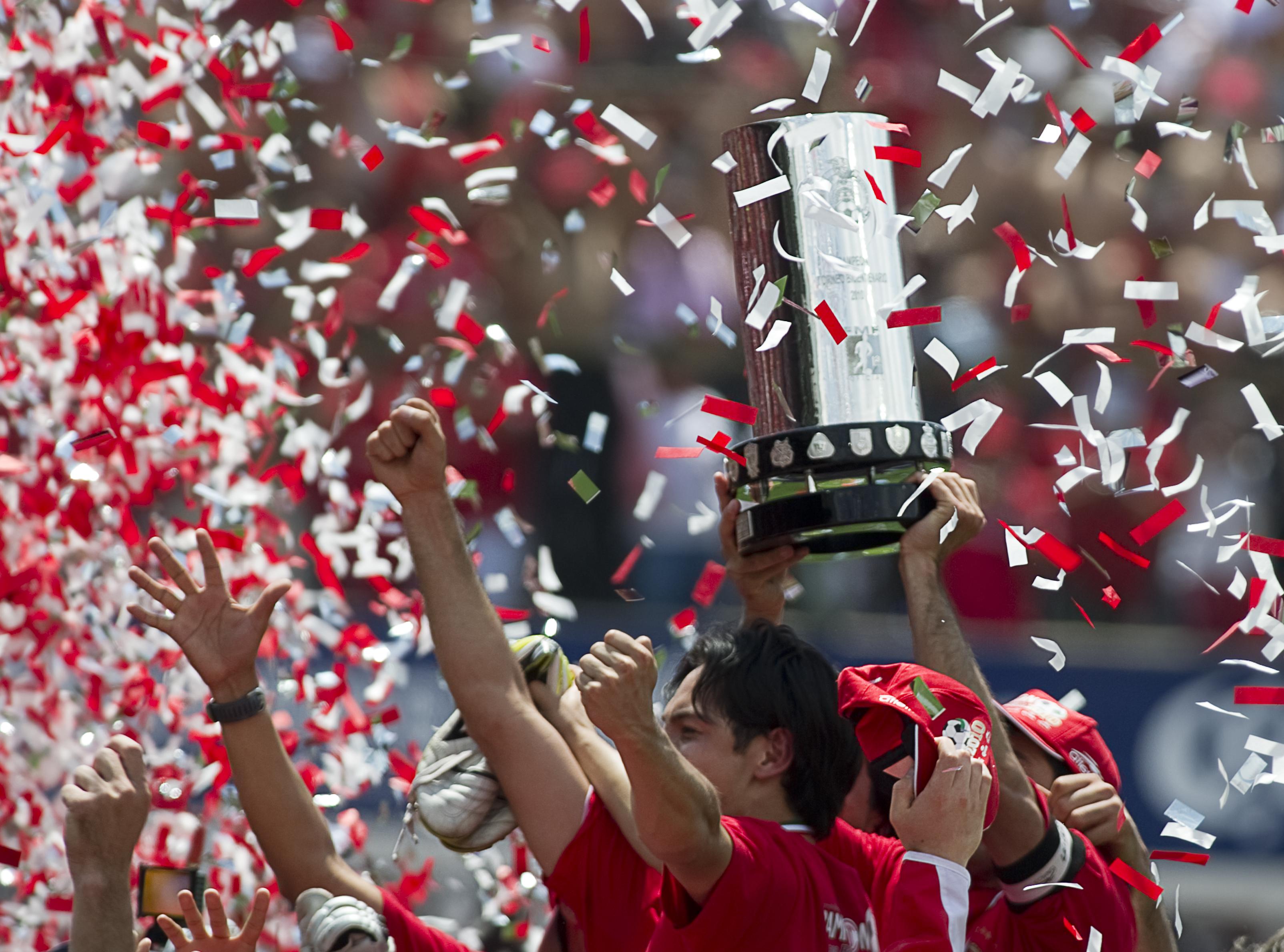 Toluca campeón Bicentenario 2010