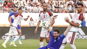 Marokko - Nederland, Oefeninterland, 30052017