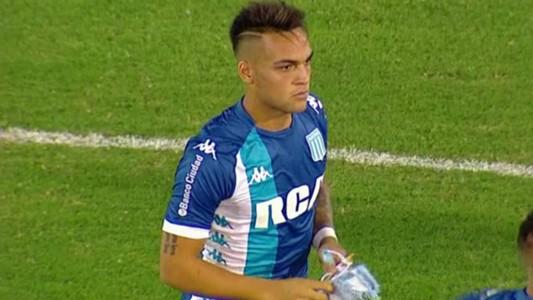 Lautaro Martinez Belgrano Racing Superliga Argentina Fecha 20 2018