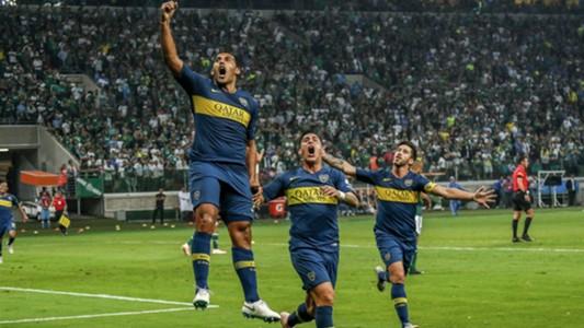 Wanchope Abila Pavon Pablo Perez Palmeiras Boca Copa Libertadores 31102018