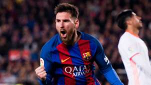 Saat Lionel Messi Berkostum Klub Lain