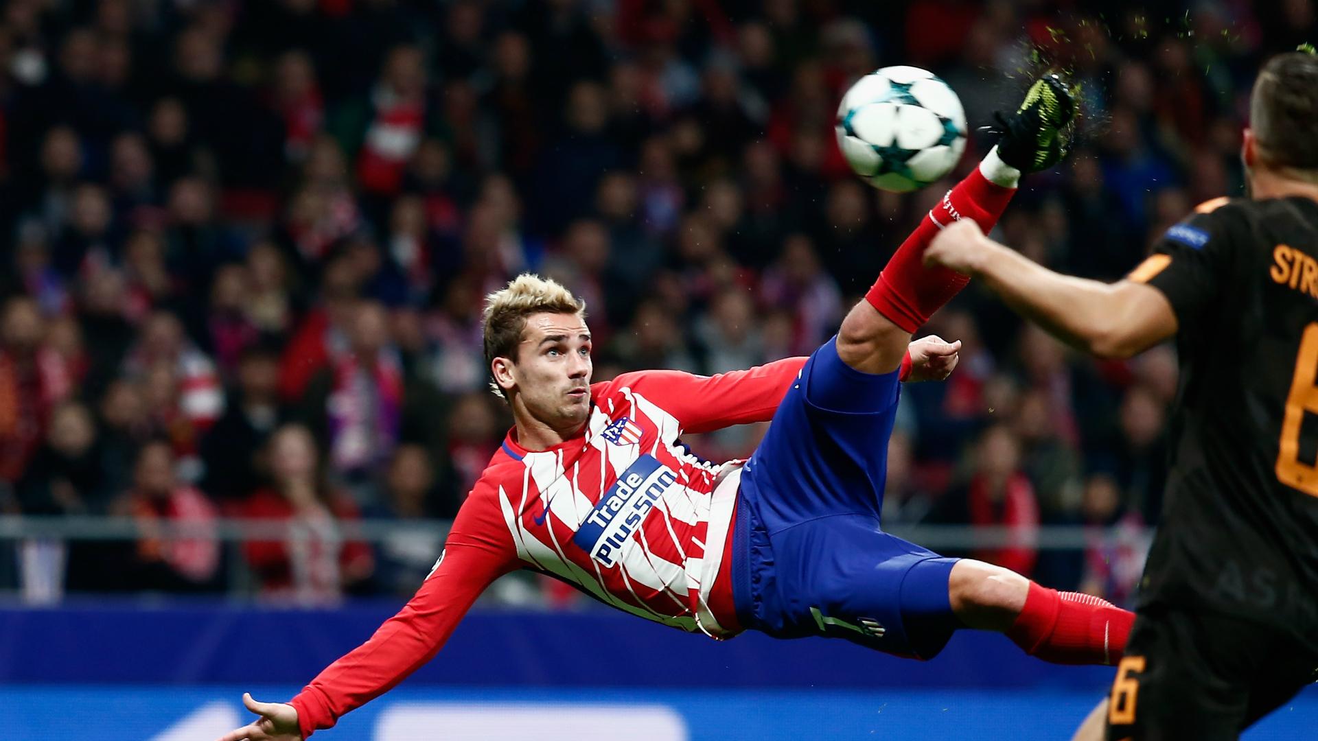 La Liga News Kevin Gameiro Helps Antoine Griezmann