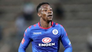 Evans Rusike of Supersport United