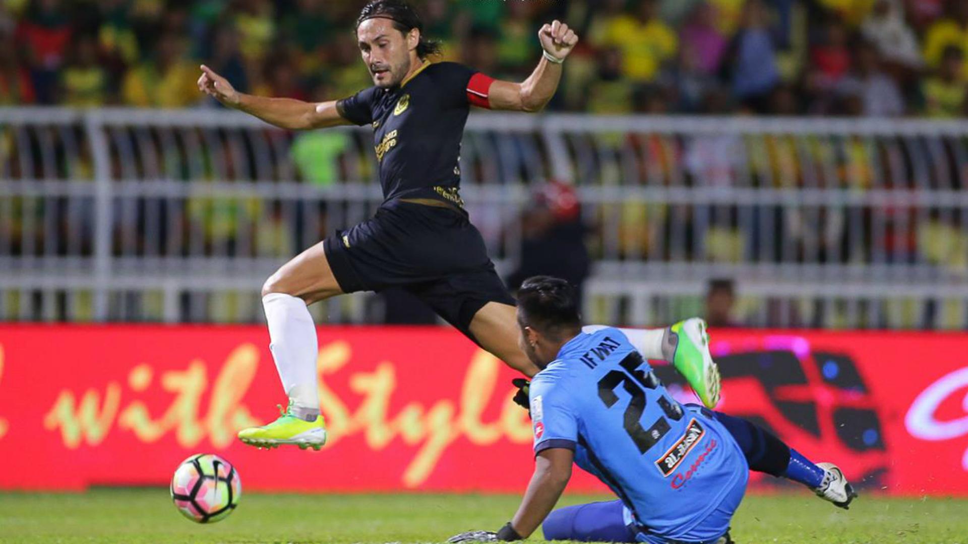 Issey Nakajima, Terengganu, Ifwat Akmal, Kedah, FA Cup, 30/04/2017