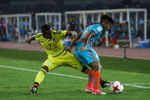 India Colombia U17 World Cup