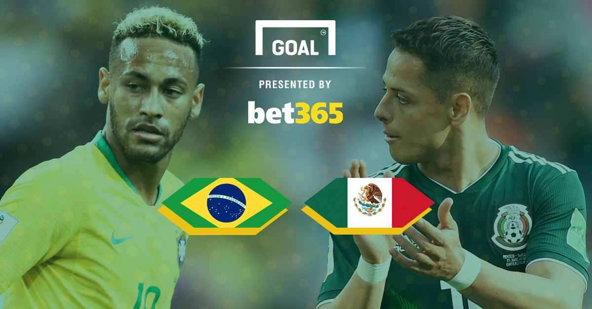 Neymar and Firmino on target as Brazil end Mexico dreams