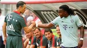Renato Sanches Niko Kovac Bayern PSG ICC