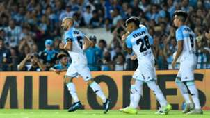 Lisandro Lopez Racing Belgrano Superliga 16032019