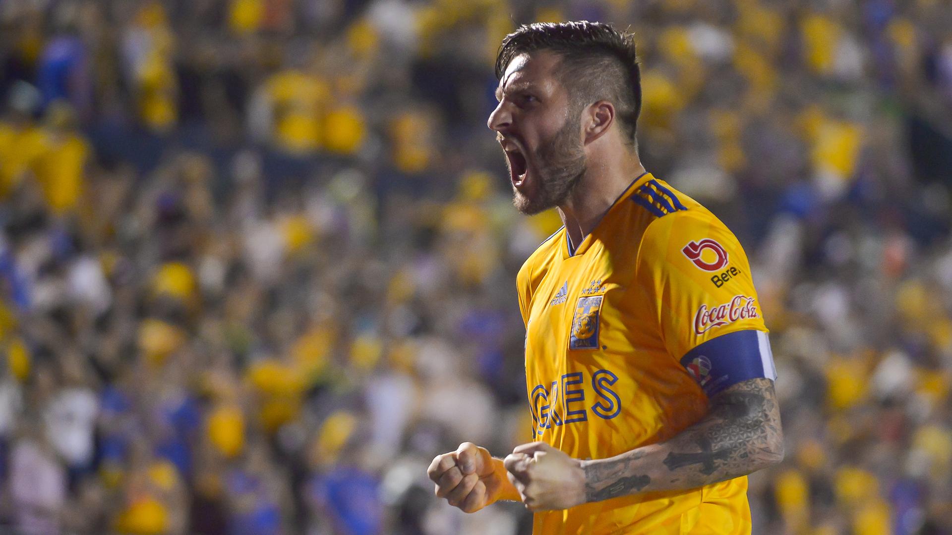 Fue buscado por Boca Juniors — ANDRÉ PIERRE GIGNAC