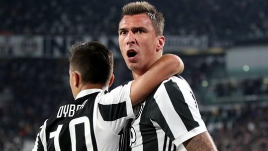 Mandzukic Dybala Juventus Fiorentina Serie A