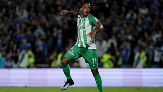 Adrés Rentería Atlético Nacional Liga Águila 2018