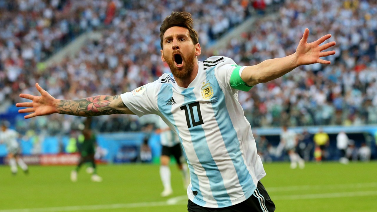 Image result for lionel messi national team
