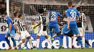 Kalidou Koulibaly Juventus Napoli Serie A 04222018