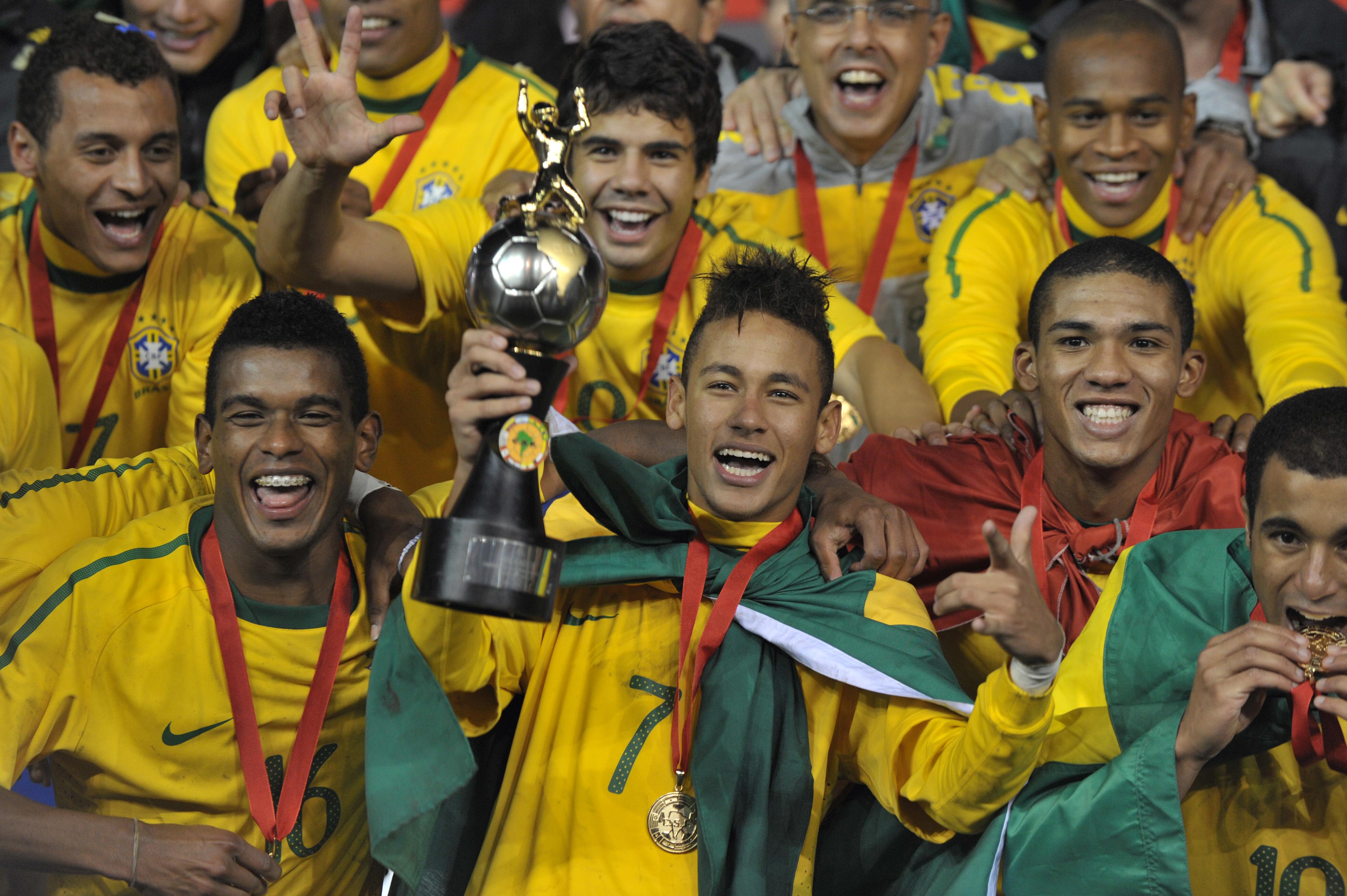 Neymar Brazil U20 2011