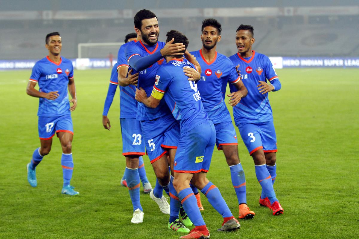 Delhi Dynamos FC Goa