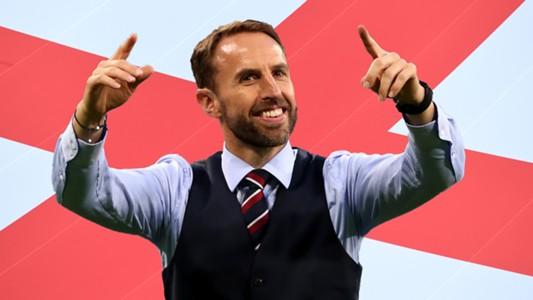 Gareth Southgate England 2018 World Cup