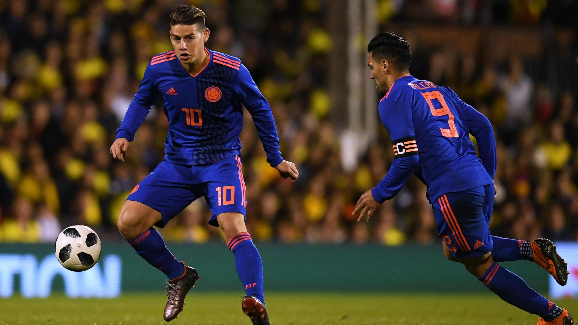 Con qué camisetas jugarán la Selección Colombia y Polonia   73175989823ed