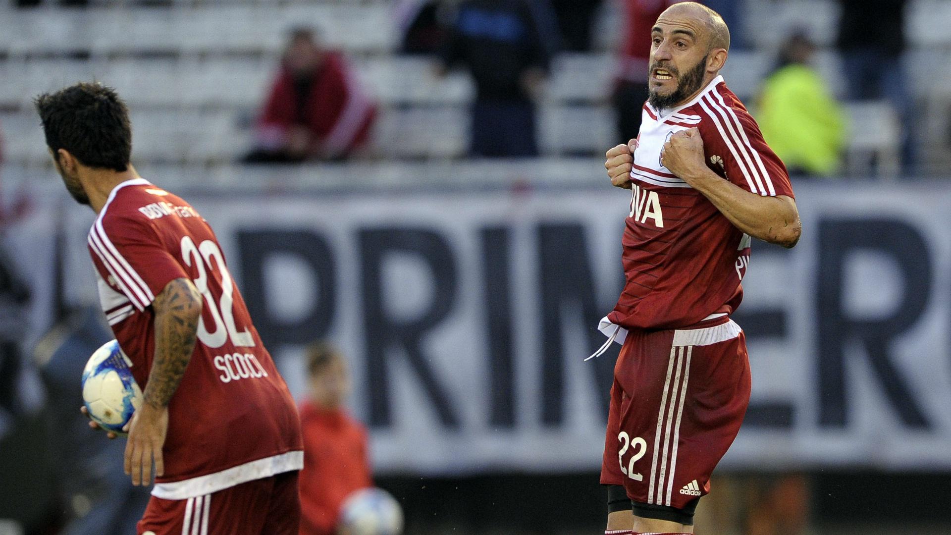 Gallardo reserva a cuatro titulares para la Libertadores