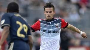 Zoltan Stieber DC United Philadelphia Union MLS