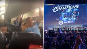 Man City deny 'Allez' chant sung by players & staff mocking Liverpool relates to Sean Cox or Hillsborough