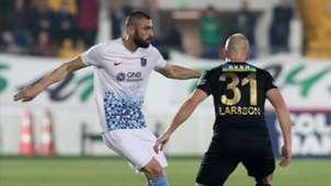 Burak Yilmaz Larsson Akhisarspor Trabzonspor 3122018