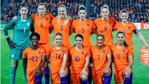 Oranje Leeuwinnen, 10242017