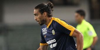 Martin Caceres Verona Serie A