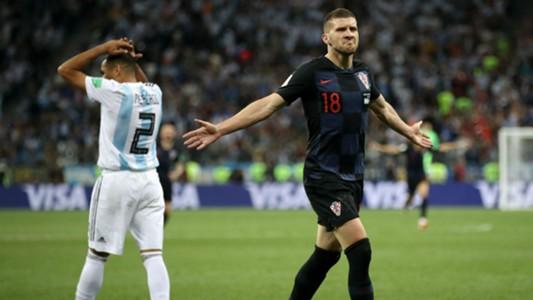 croatia argentina - ante rebic - world cup - 21062018