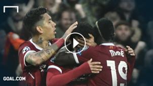GFX Firmino Salah Mane Liverpool