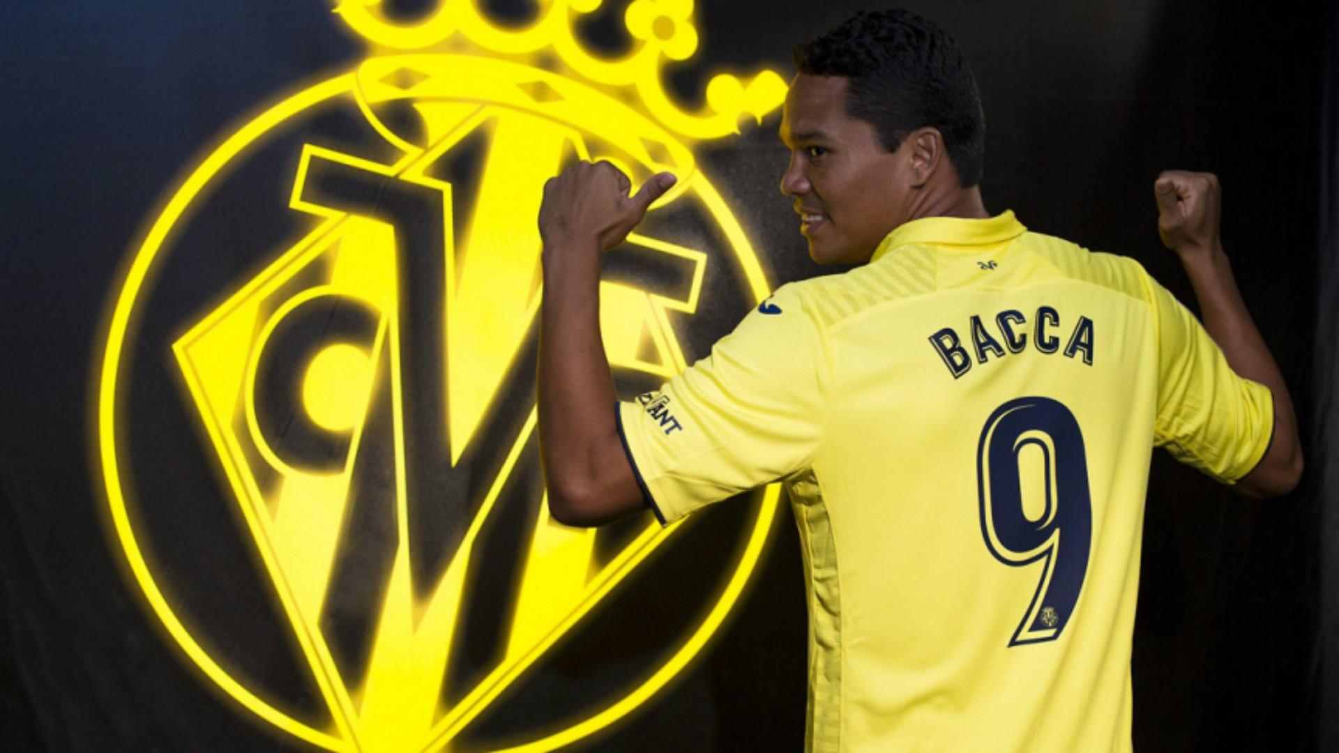 Carlos Bacca será cedido por el Milan en una