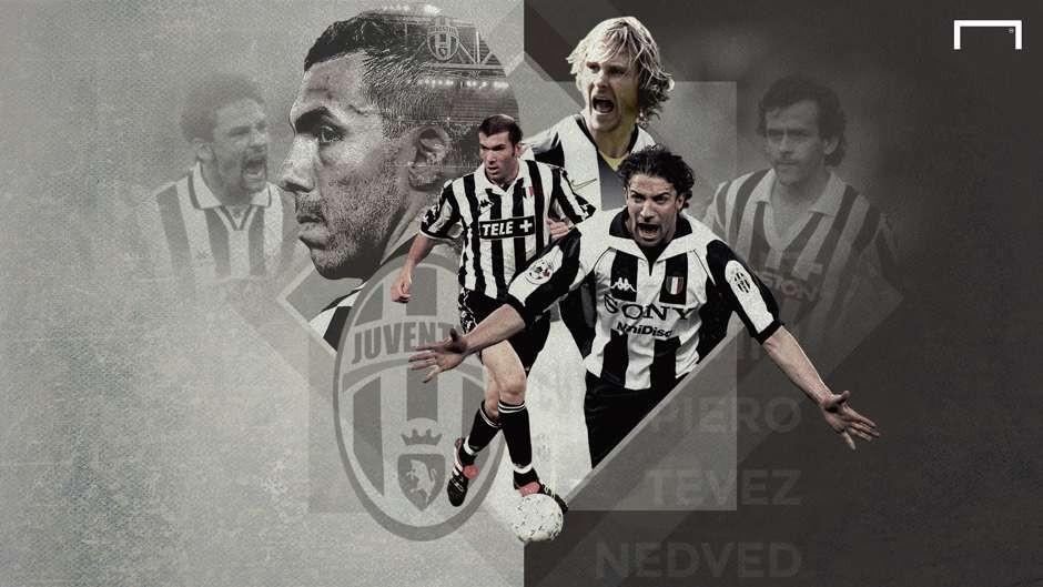 Juventus greats