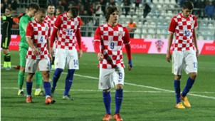 Croatia u21 Ante Coric Josip Radosevic