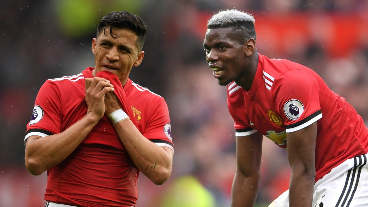 Image result for Pogba Sanchez