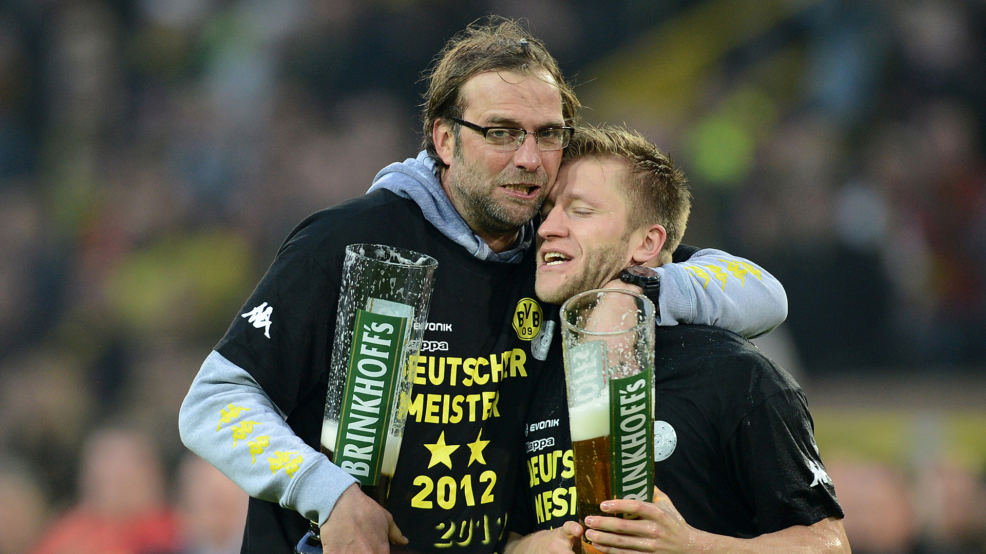 Klopp Blaszczykowski Borussia Dortmund