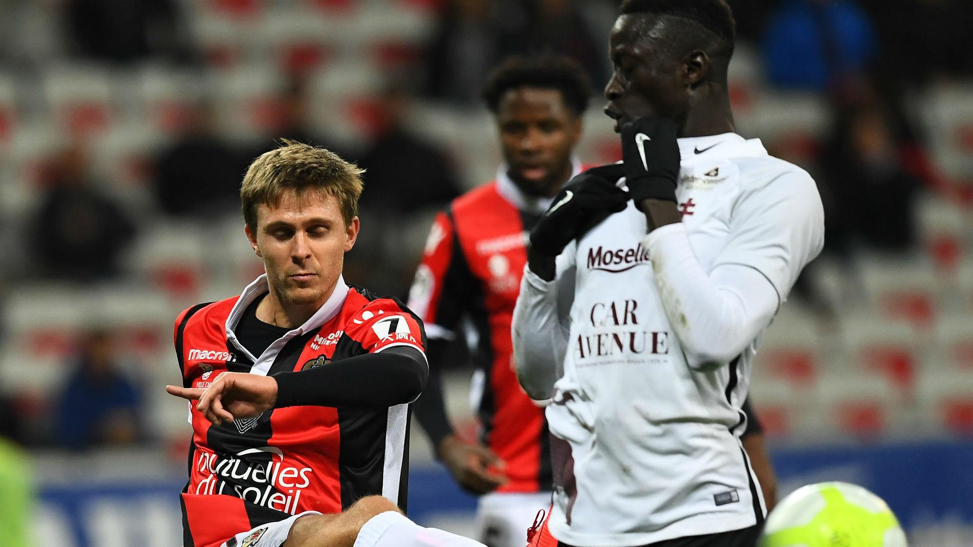 Deux à trois mois d'absence pour Arnaud Souquet — OGC Nice