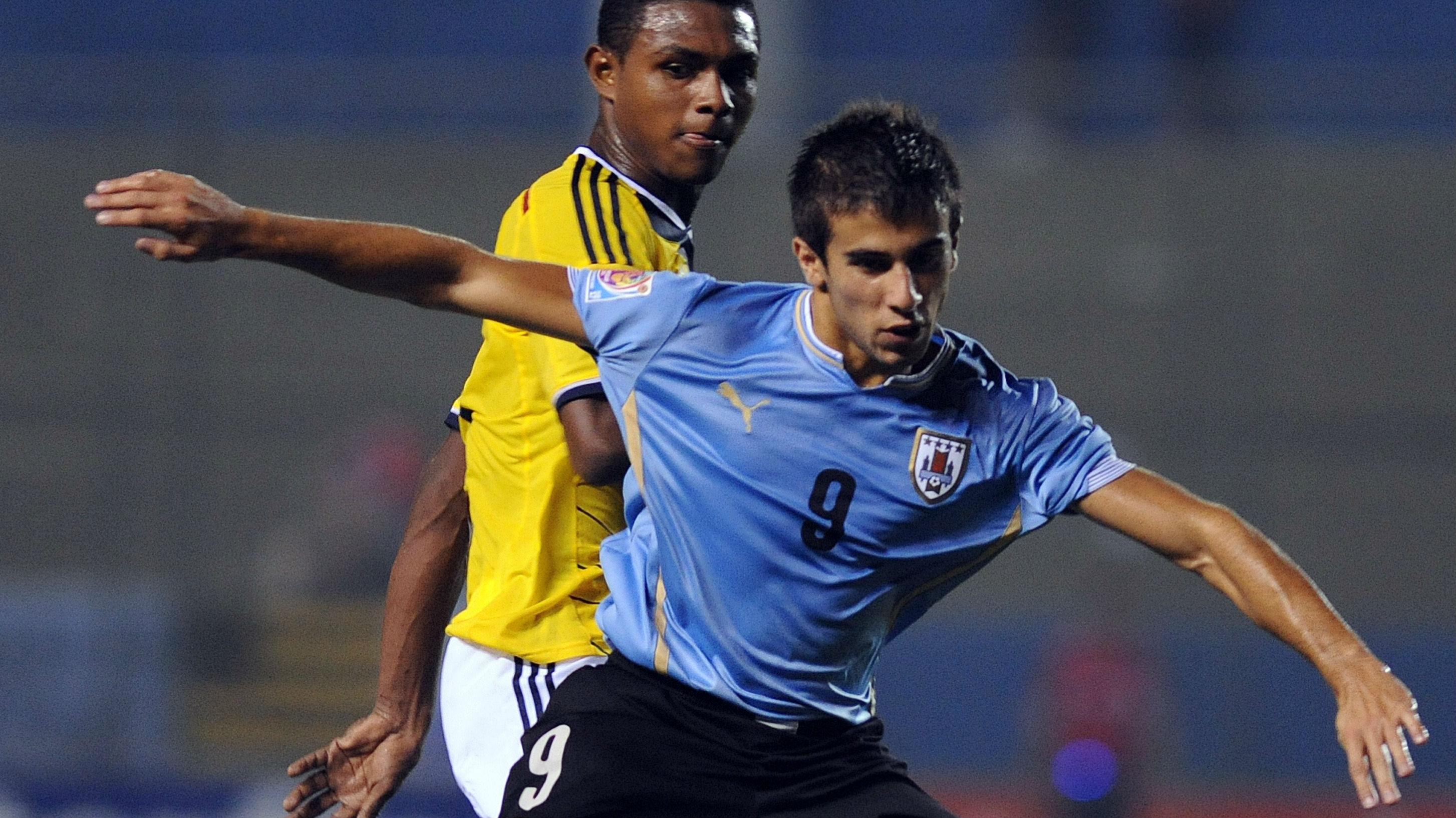 Diego Rossi Uruguay U17