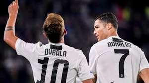 Dybala Ronaldo
